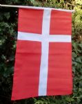 HAND WAVING FLAG - Denmark